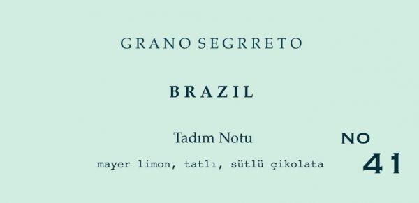 grano banner Grano Segreto - Brazil