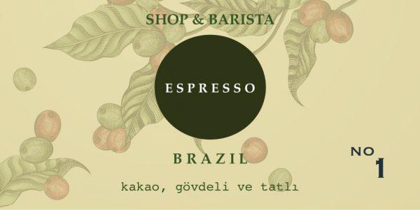SHOP ESPRESSO ESPRESSO - SHOP AND BARISTA